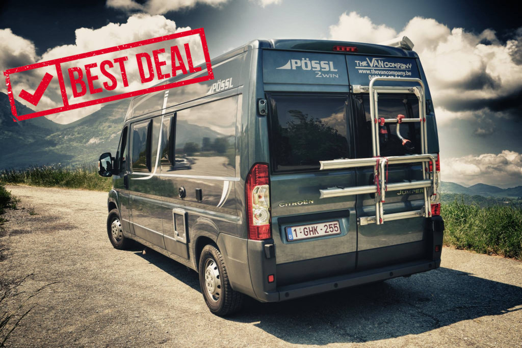 Pössl 2win best deal