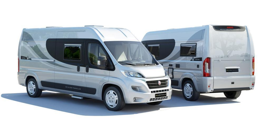 Globe-Traveller Active ZS