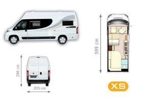 Globe-Traveller Explorer XS