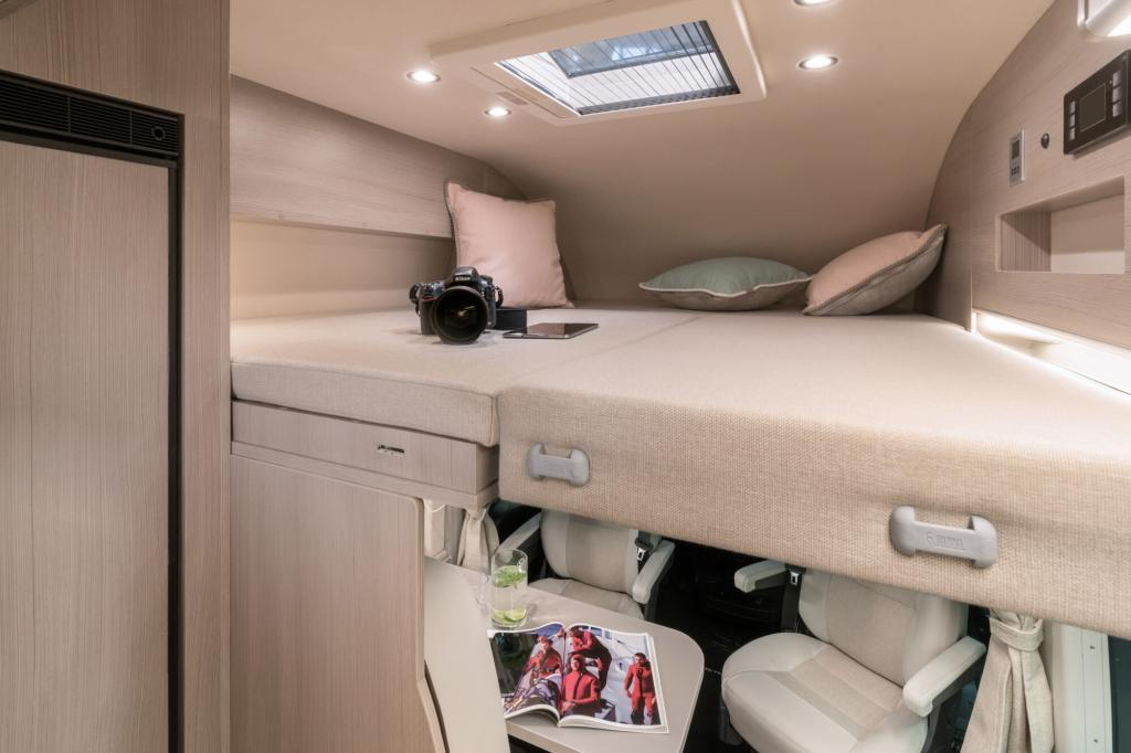 Globe-Traveller Voyager XS 2e bed