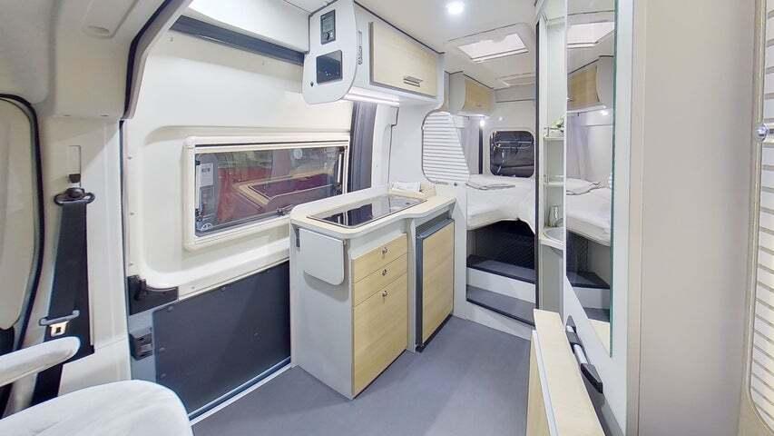 Karmann Dexter 600 interieur