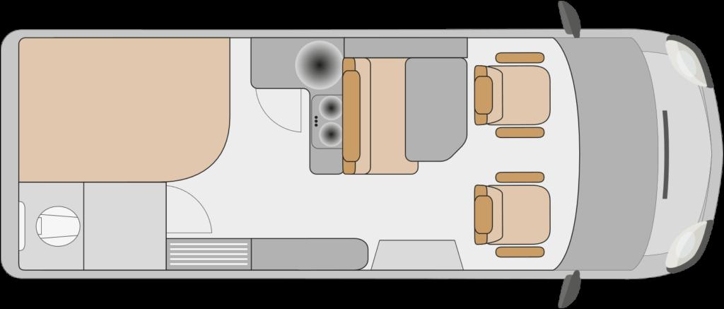 Affinity grondplan