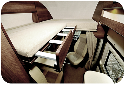 Globe-Traveller 2e bed