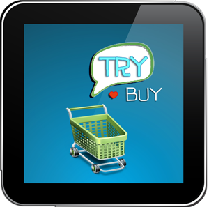 Try,love then buy